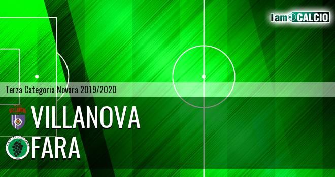 Villanova - Fara
