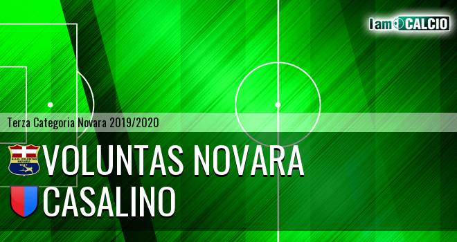Voluntas Novara - Casalino