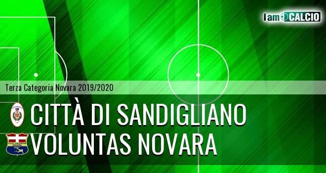 Città di Sandigliano - Voluntas Novara