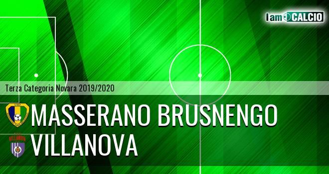 Masserano Brusnengo - Villanova