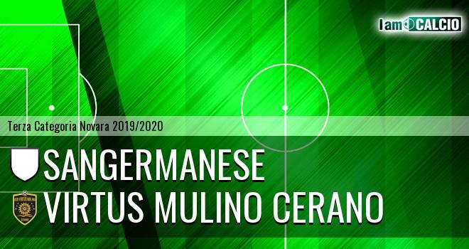 Sangermanese - Virtus Mulino Cerano