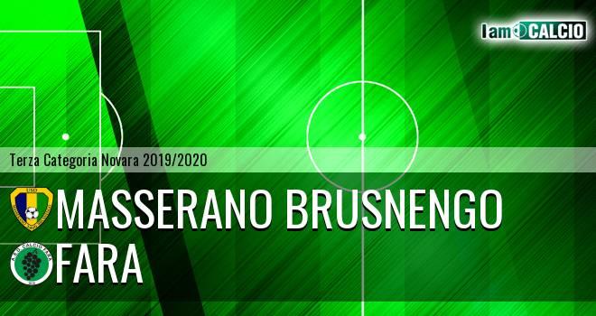 Masserano Brusnengo - Fara