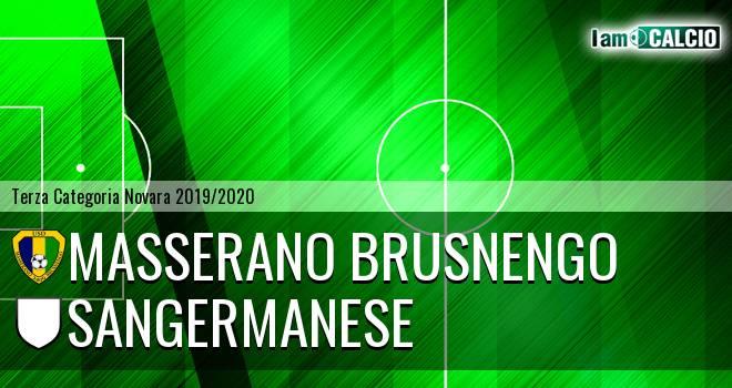 Masserano Brusnengo - Sangermanese