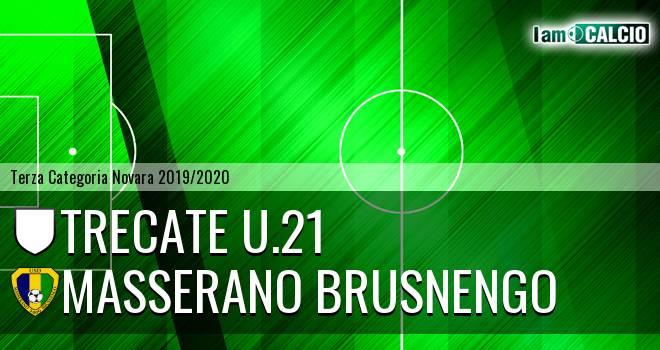 Sporting Trecate - Masserano Brusnengo