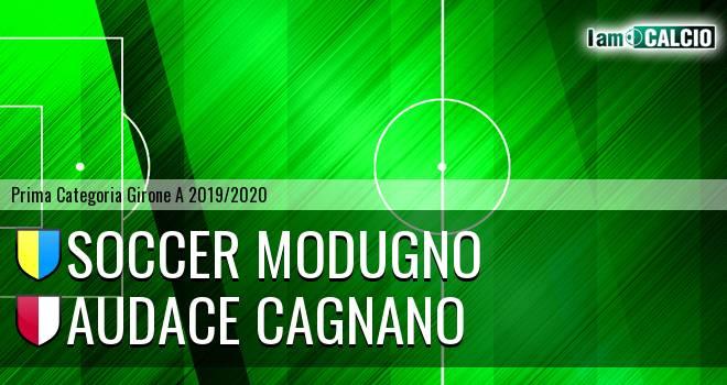 Soccer Modugno - Audace Cagnano