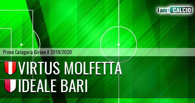 Virtus Molfetta - Ideale Bari