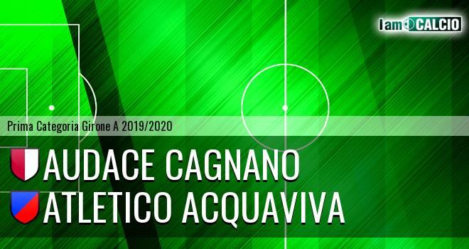 Audace Cagnano - Atletico Acquaviva