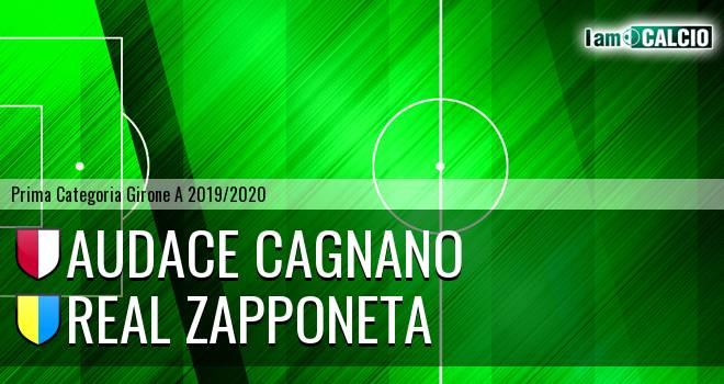 Audace Cagnano - Real Zapponeta