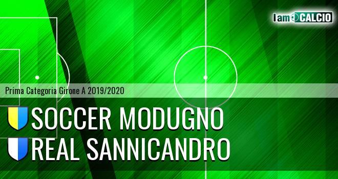 Soccer Modugno - Real Sannicandro