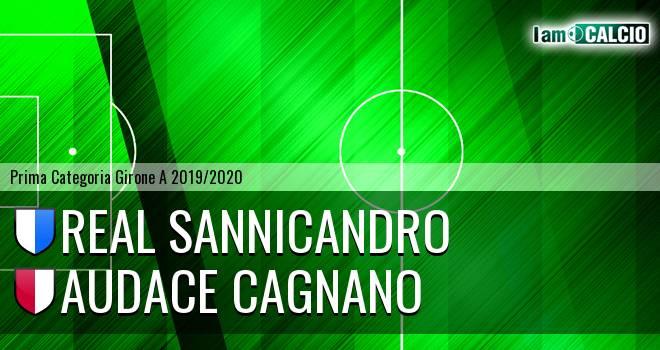 Real Sannicandro - Audace Cagnano