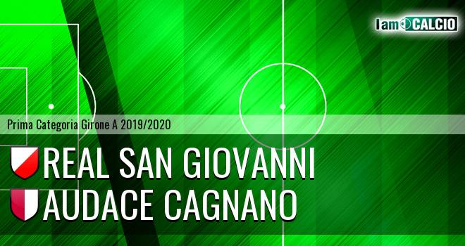 Real San Giovanni - Audace Cagnano