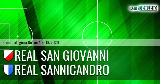 Real San Giovanni - Real Sannicandro