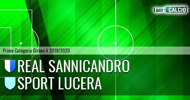 Real Sannicandro - Lucera