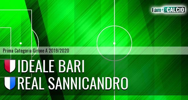 Ideale Bari - Real Sannicandro