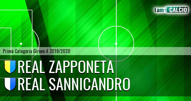 Real Zapponeta - Real Sannicandro