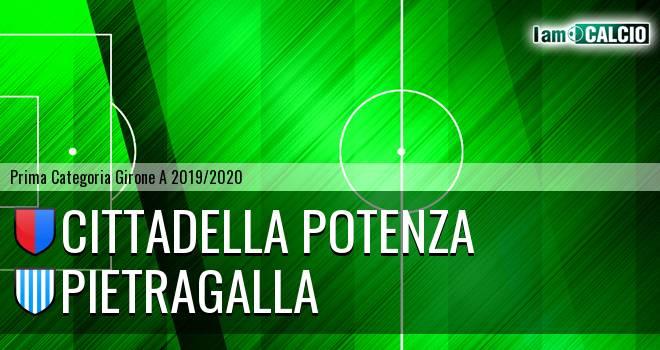 Cittadella Potenza - Pietragalla