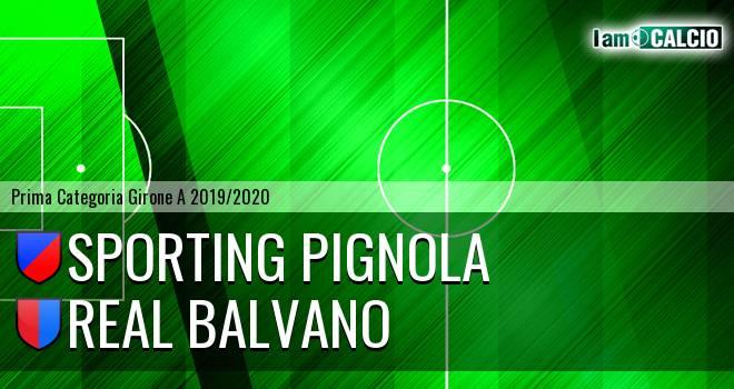 Sporting Pignola - Real Balvano