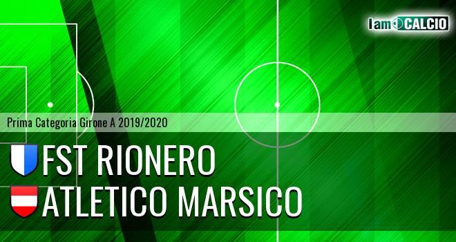 FST Rionero - Atletico Marsico