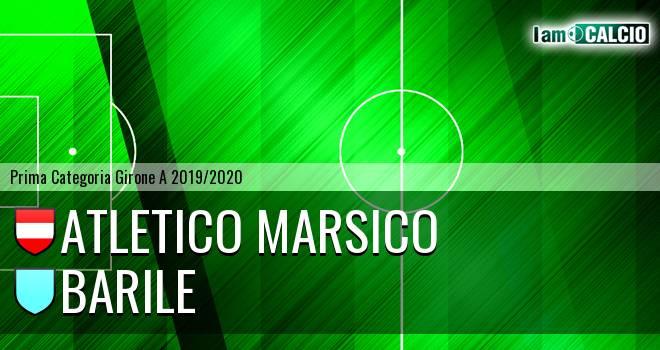 Atletico Marsico - Barile