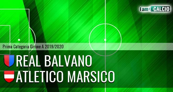 Real Balvano - Atletico Marsico