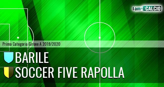 Barile - Rapolla Soccer