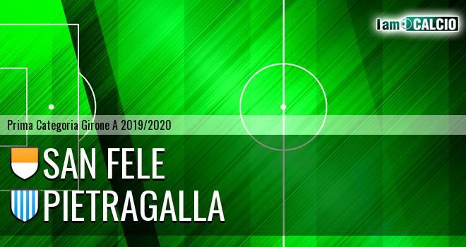 San Fele - Pietragalla