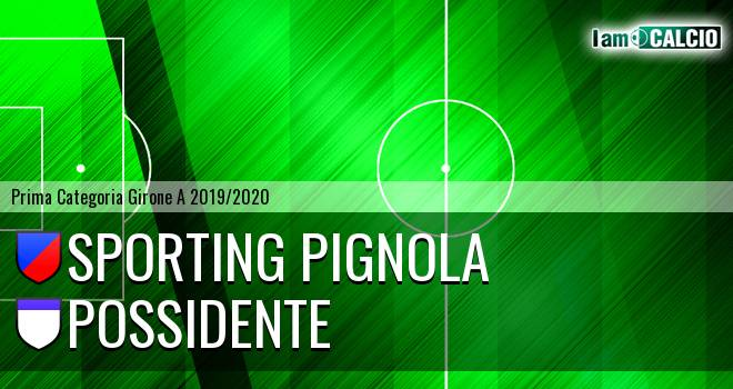Sporting Pignola - Possidente