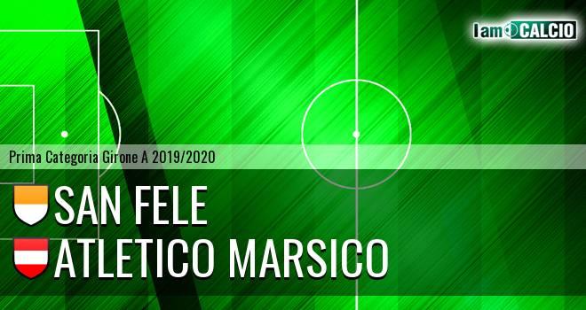 San Fele - Atletico Marsico