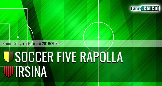 Rapolla Soccer - Irsina