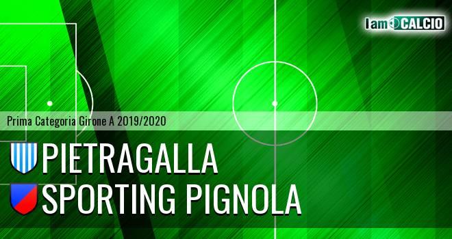 Pietragalla - Sporting Pignola
