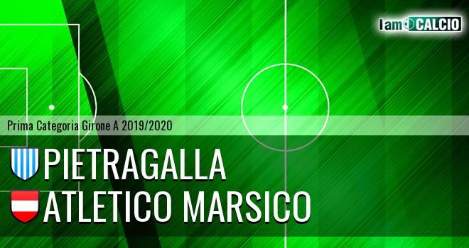 Pietragalla - Atletico Marsico