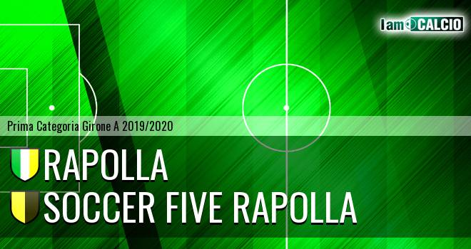 Rapolla - Rapolla Soccer