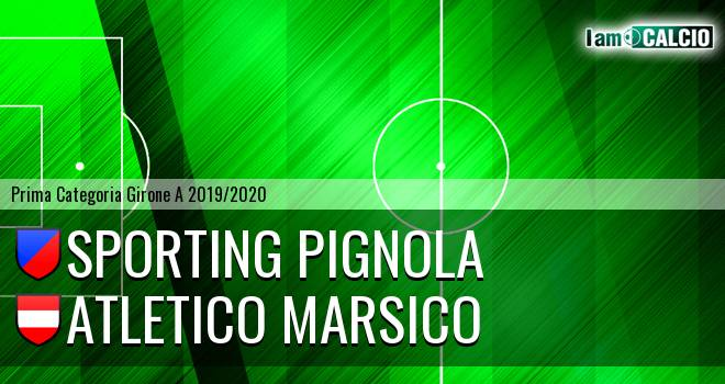 Sporting Pignola - Atletico Marsico
