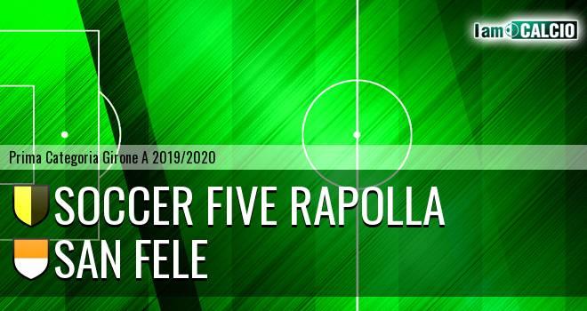 Rapolla Soccer - San Fele