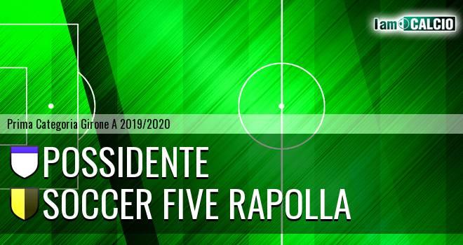 Possidente - Rapolla Soccer