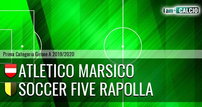 Atletico Marsico - Rapolla Soccer