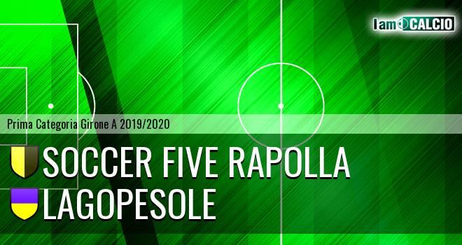 Rapolla Soccer - Lagopesole