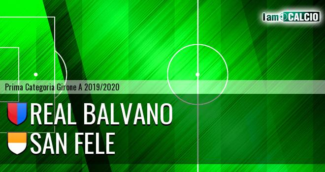 Real Balvano - San Fele