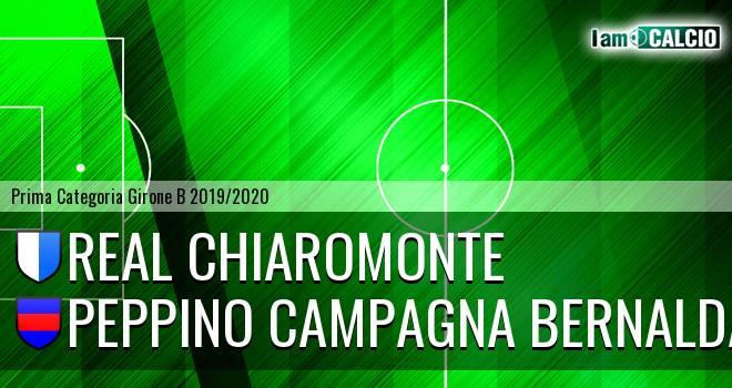Real Chiaromonte - Peppino Campagna Bernalda