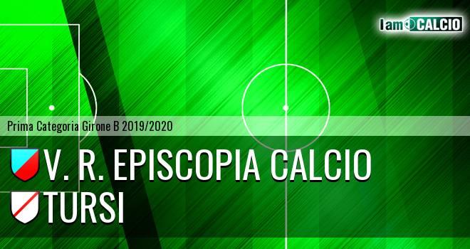 V. R. Episcopia Calcio - Tursi