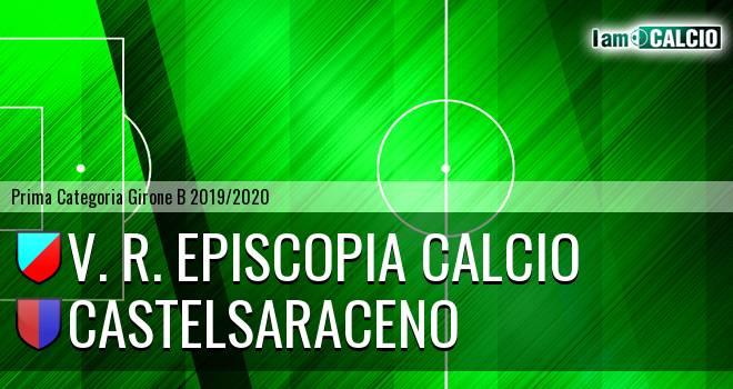 V. R. Episcopia Calcio - Castelsaraceno