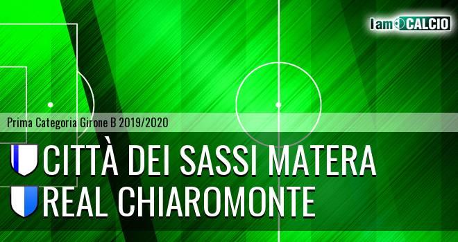 Città dei Sassi Matera - Real Chiaromonte