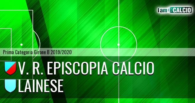 V. R. Episcopia Calcio - Lainese