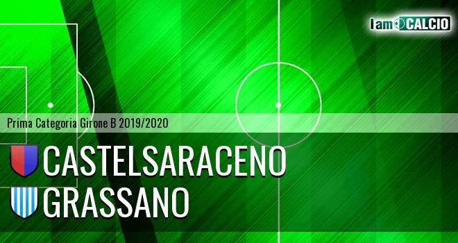 Castelsaraceno - Grassano