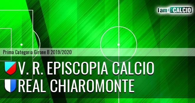 V. R. Episcopia Calcio - Real Chiaromonte