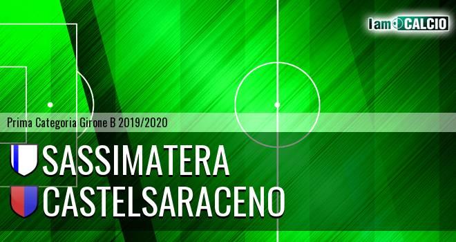 Sassimatera - Castelsaraceno