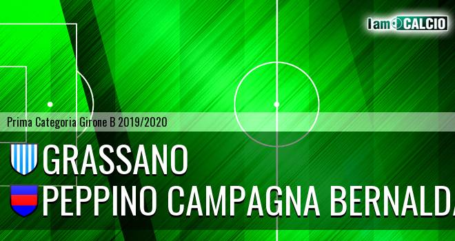 Grassano - Peppino Campagna Bernalda