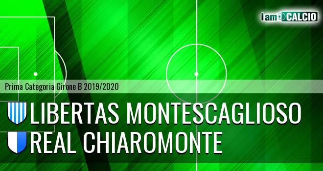 Libertas Montescaglioso - Real Chiaromonte