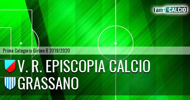 V. R. Episcopia Calcio - Grassano