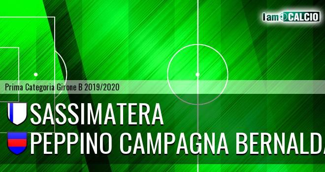 Sassimatera - Peppino Campagna Bernalda